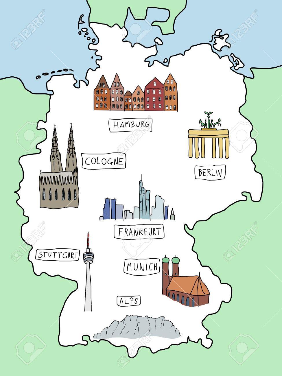 9481538-duitsland-doodle-kaart-met-bekende-plaatsen-berlijn-hamburg-keulen-frankfurt-stuttgart-münchen-en-de